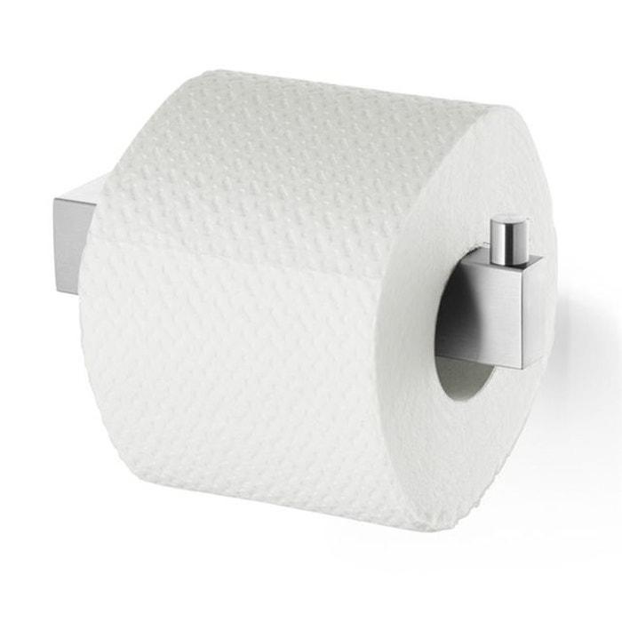support rouleaux de papier toilette zack linea mat. Black Bedroom Furniture Sets. Home Design Ideas