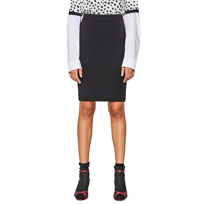 Knee-Length Pencil Skirt  ESPRIT image 0