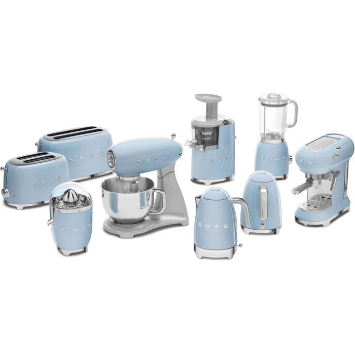 Presse agrumes cjf01pbeu bleu azur bleu Smeg | La Redoute