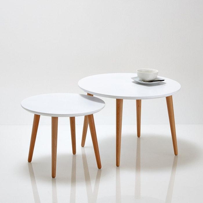 Tables basses, Jimi (lot de 2) La Redoute Interieurs