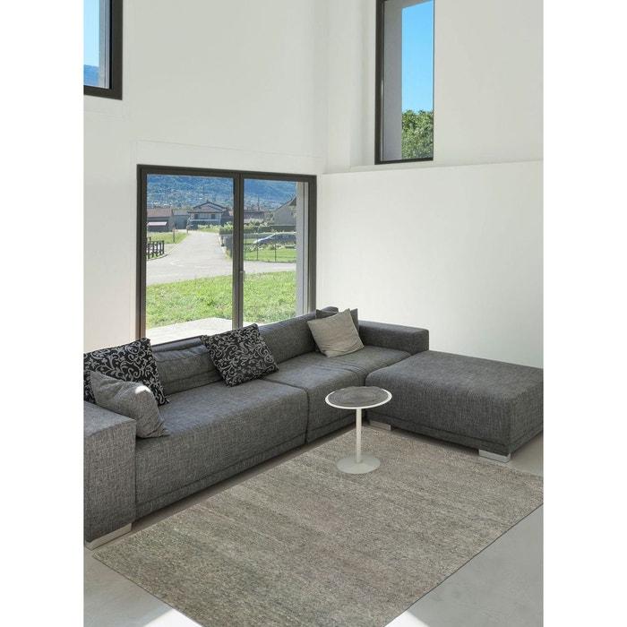 tapis de salon moderne design yeti laine brink et campman la redoute. Black Bedroom Furniture Sets. Home Design Ideas