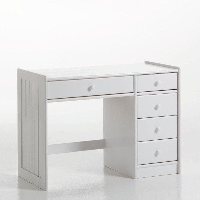 bureau pin massif gaby la redoute interieurs la redoute. Black Bedroom Furniture Sets. Home Design Ideas