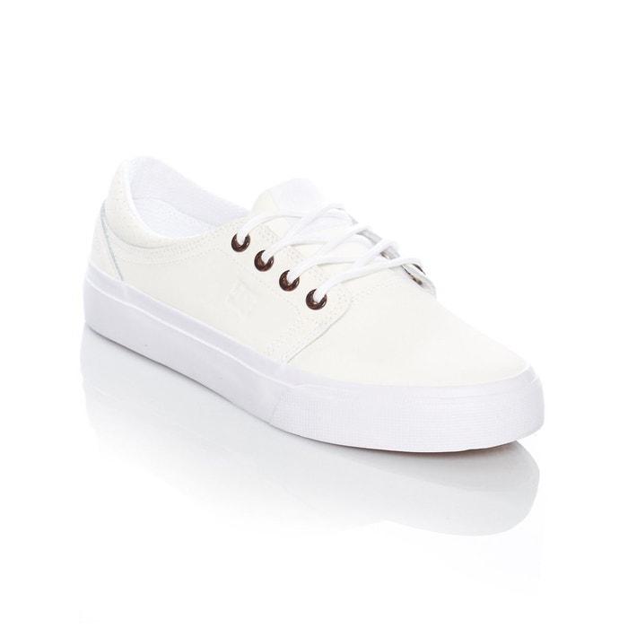Pour Le Prix Pas Cher Ordre D'achat Pas Cher Chaussures femme trase se blanc Dc Shoes p1Ry2ZS