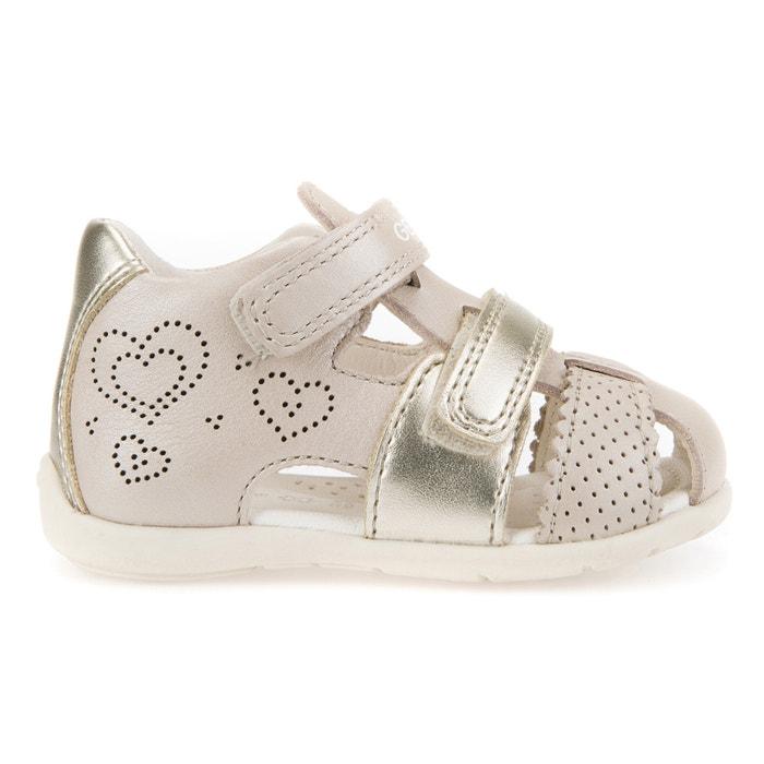 B Kaytan G C Leather Sandals.  GEOX image 0