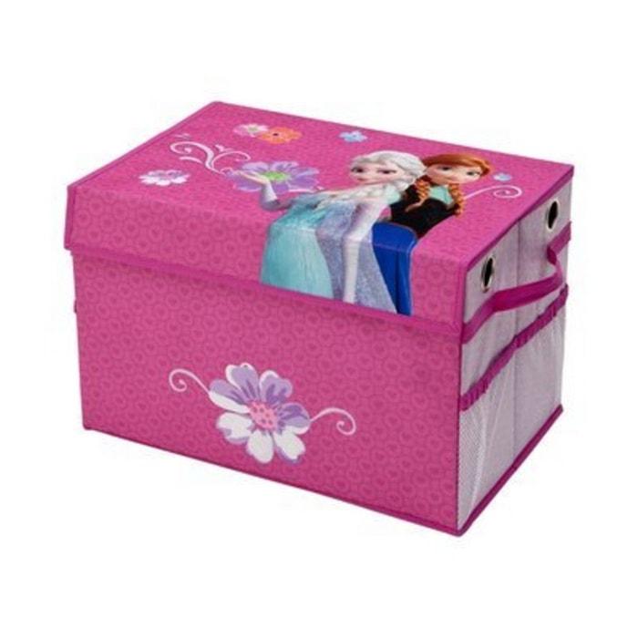 baby walz la bo te jouets pliable la reine des neiges rangement de jouets caisse jouets. Black Bedroom Furniture Sets. Home Design Ideas