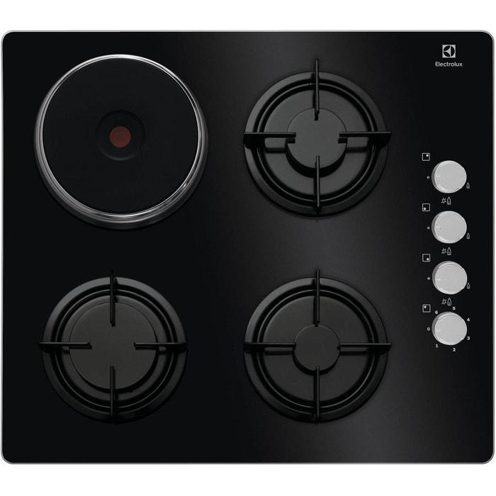 plaque gaz dessus verre electrolux egl 6082 nek couleur unique electrolux la redoute. Black Bedroom Furniture Sets. Home Design Ideas