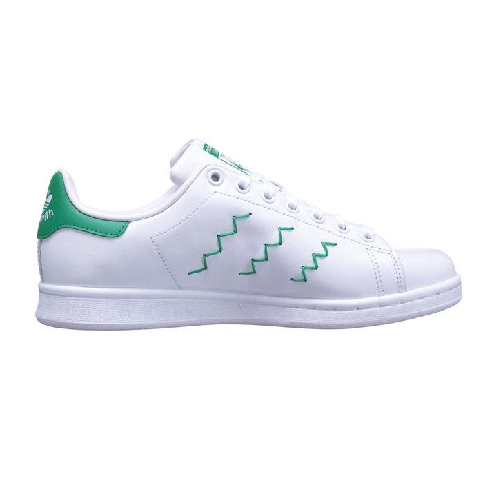 finest selection 969e1 319e5 Baskets stan smith w blanc Adidas   La Redoute
