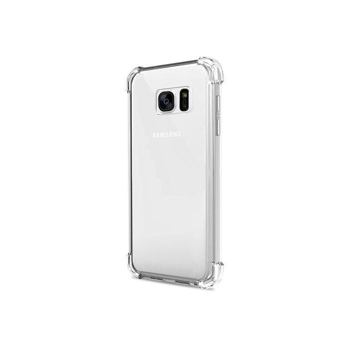 galaxy s6 coque silicone transparent