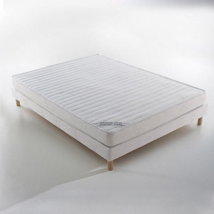 afbeelding Matras in latex stevig comfort La Redoute Interieurs