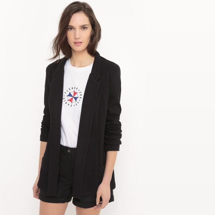 afbeelding Blazer jasje in katoen La Redoute Collections