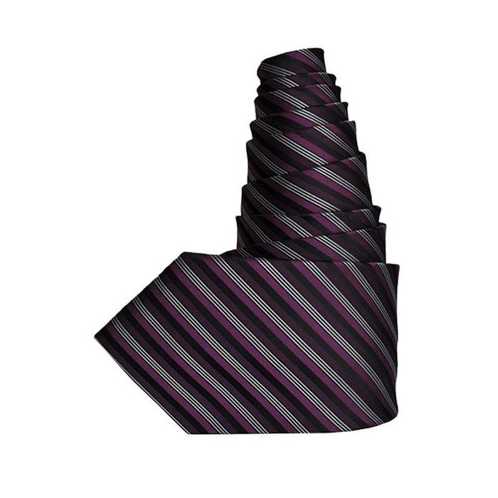 Livraison Gratuite 100% D'origine Cravate club rayée chicago multicolore Toutacoo | La Redoute Très Pas Cher En Ligne En Ligne Finishline oHbZarpELB