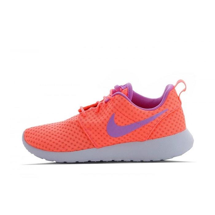 Roshe run lava glow  rose Nike  La Redoute