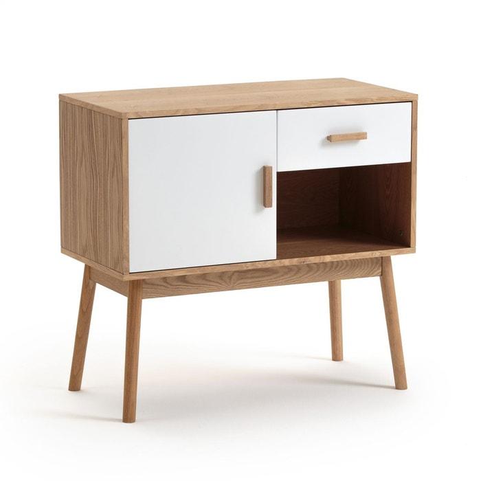 petit buffet sheldon naturel la redoute interieurs la redoute. Black Bedroom Furniture Sets. Home Design Ideas