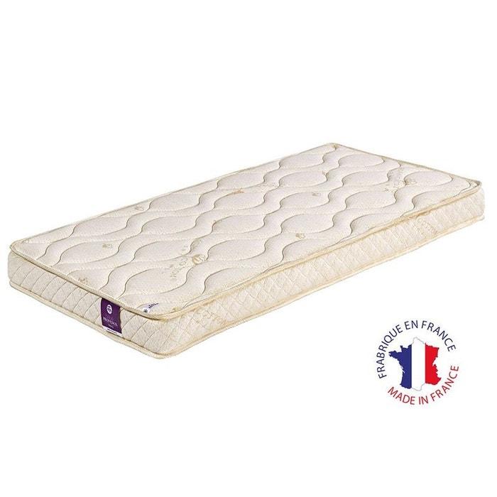 matelas bebe 70x140 coutil coton bio blanc alfred et compagnie la redoute. Black Bedroom Furniture Sets. Home Design Ideas