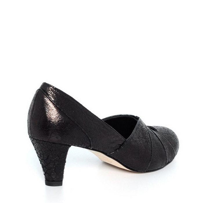 Chaussures femme en cuir laika red - bud Pring Paris