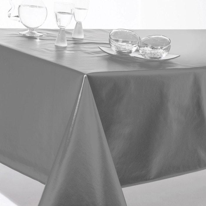nappe unie pvc scenario en solde la redoute. Black Bedroom Furniture Sets. Home Design Ideas