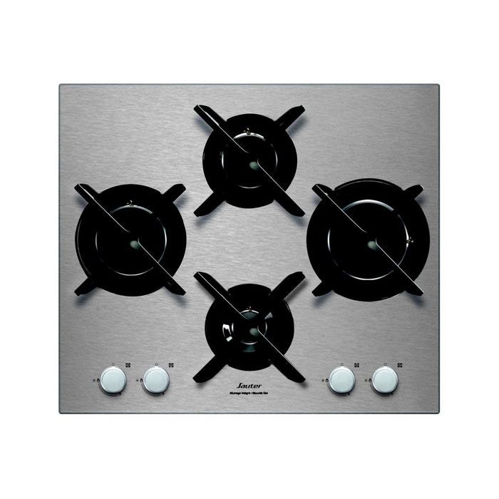table de cuisson gaz sauter spg4465x couleur unique sauter. Black Bedroom Furniture Sets. Home Design Ideas