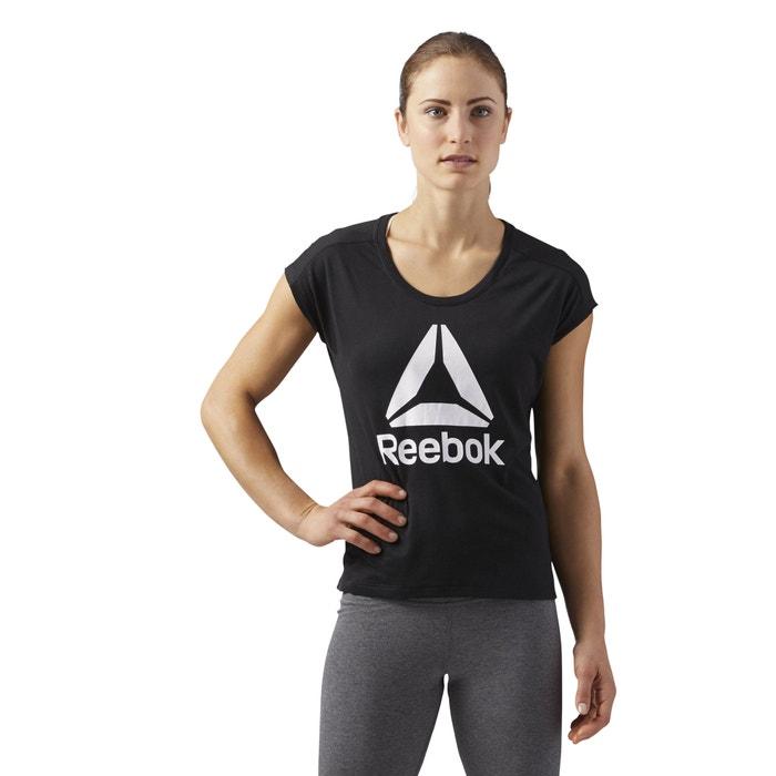 T-shirt con scollo rotondo, maniche corte  REEBOK image 0