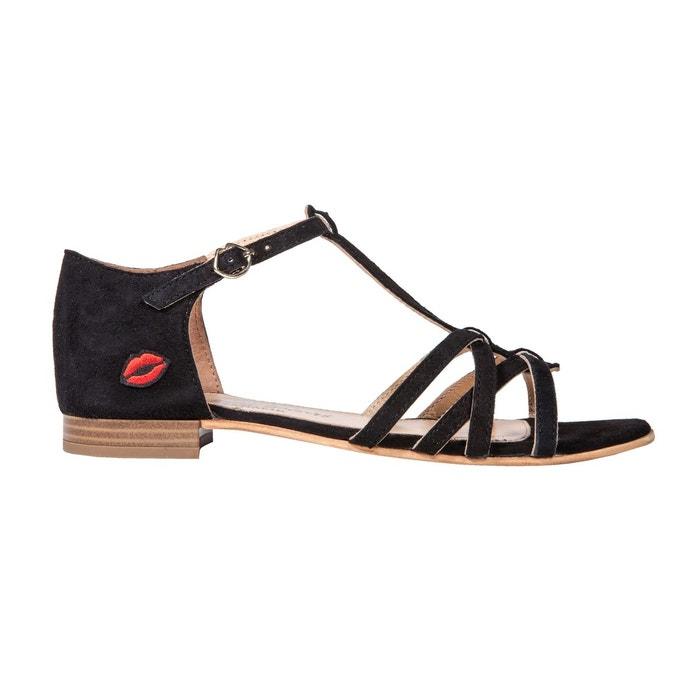Sandales zezette black Bons Baisers De Paname Offre Boutique Pas Cher 29ijAwbeZ