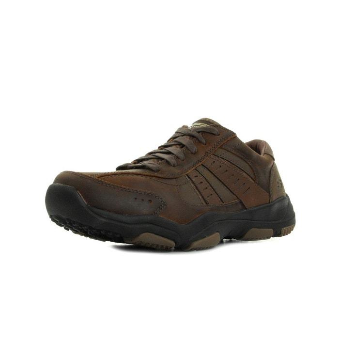 Chaussures Skechers marron homme BdwOw