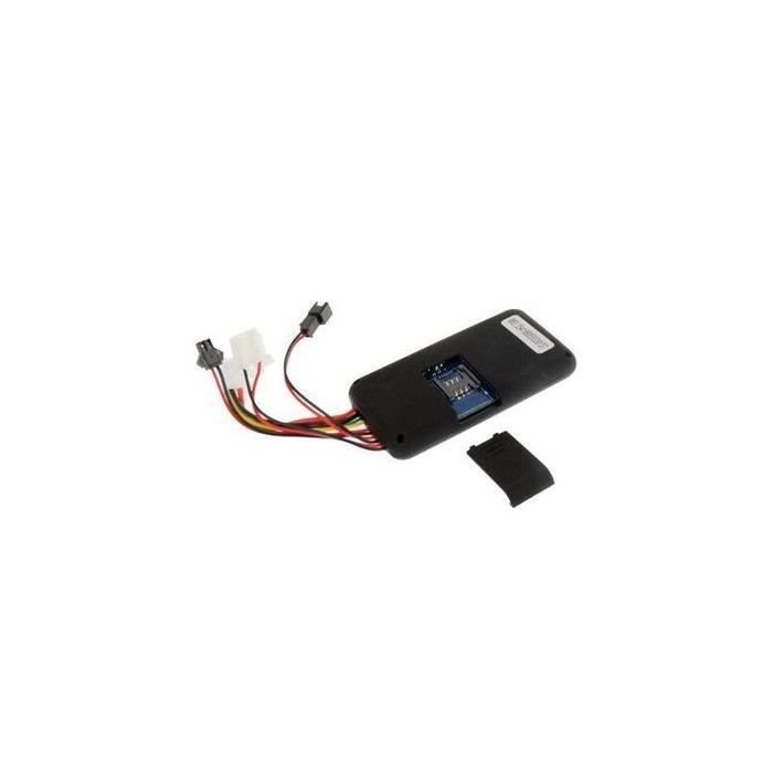 Mini micro espion GSM avec fonction traceur GPS