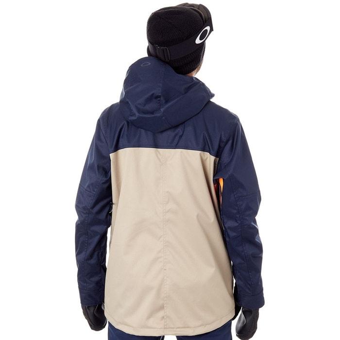 Veste de snowboard timber 15k beige Oakley