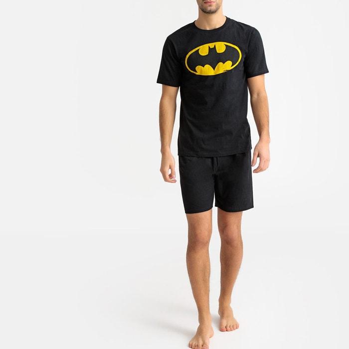 245c96643ac03 Pyjashort batman noir Batman