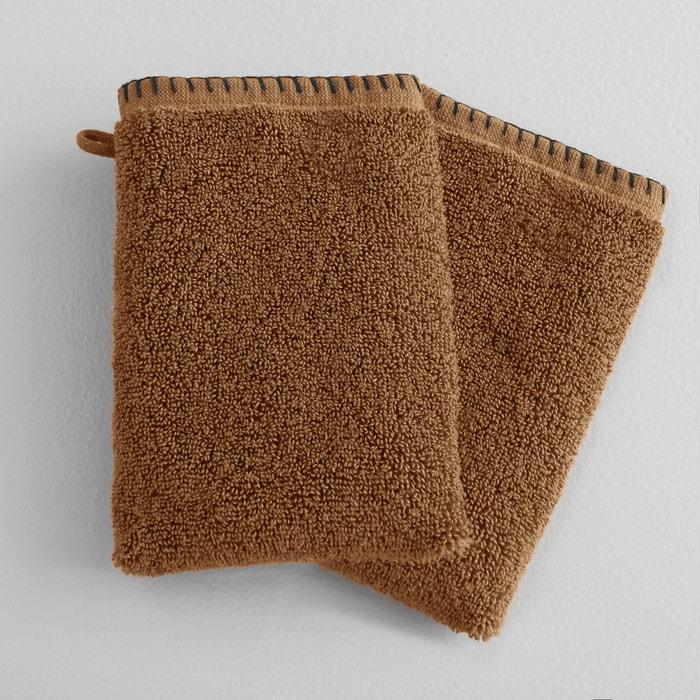 Confezione di 2 guanti da bagno Kyla  AM.PM. image 0