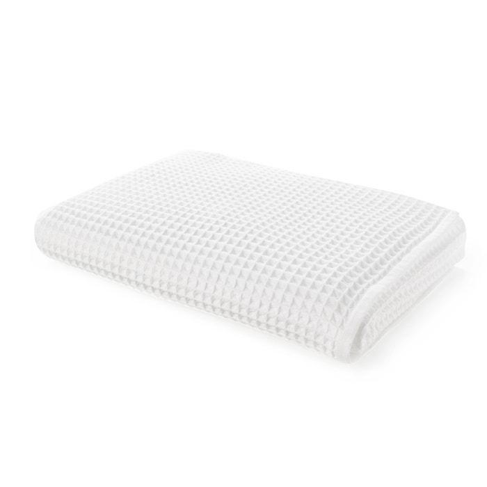 Scenario Honeycomb Towel  La Redoute Interieurs image 0