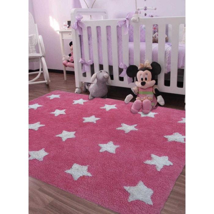 tapis etoile blanche tapis enfants unamourdetapis plusieurs dimensions et couleurs disponibles. Black Bedroom Furniture Sets. Home Design Ideas