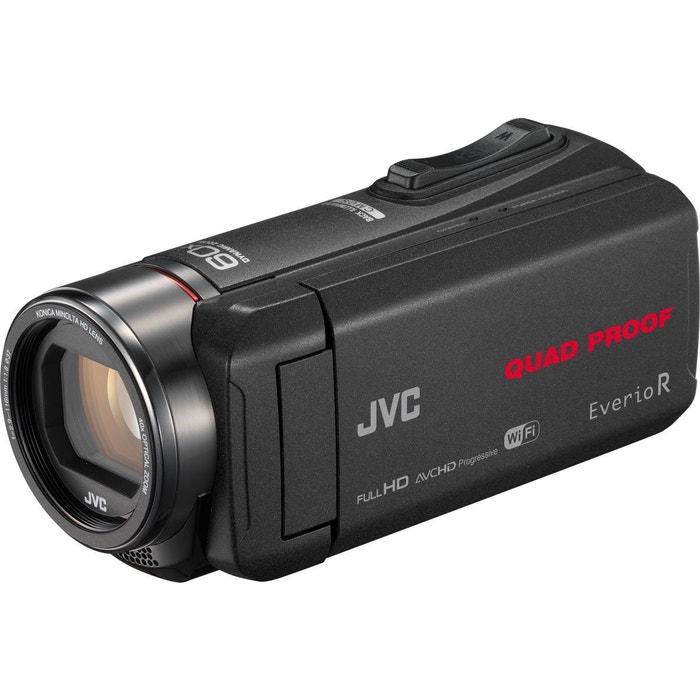Camescope JVC GZ-RX640 Wifi