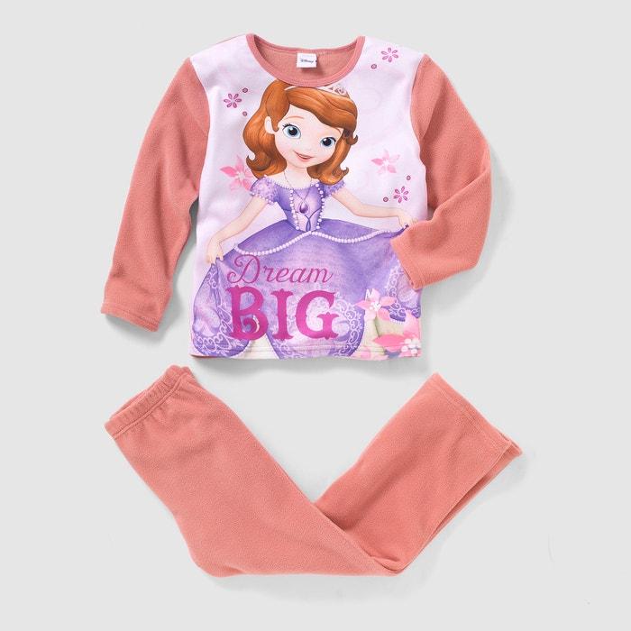 Image Pyjama polaire PRINCESSE SOFIA, 2 - 10 ans PRINCESSE SOFIA