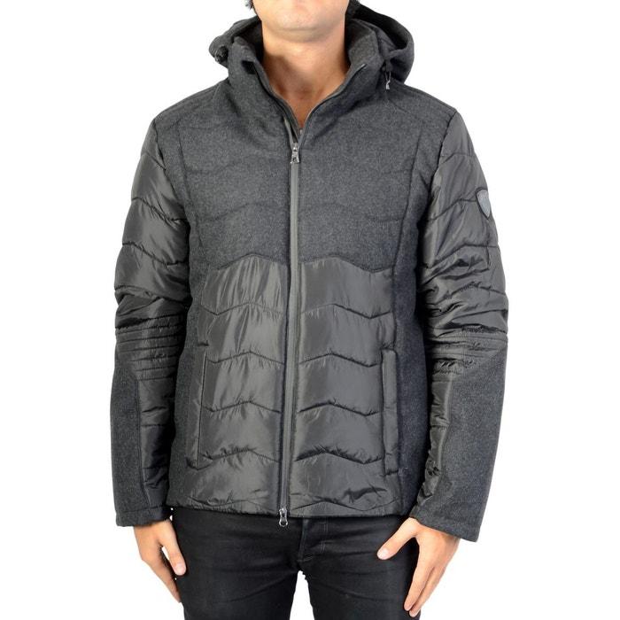 998d991aeaa3 Doudoune mountain m tech jacket noir Emporio Armani Ea7   La Redoute