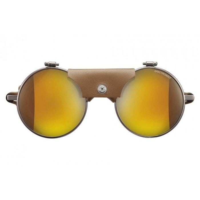 Lunettes de soleil mixte julbo marron vermont classic laiton   fauve -  spectron 3 c marron Julbo   La Redoute 4256ff4acbb5