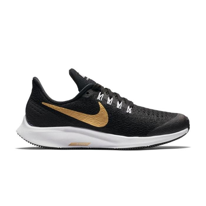 new product cf02c c1b37 Baskets running air zoom pegasus 35 sh gs noir Nike   La Redoute