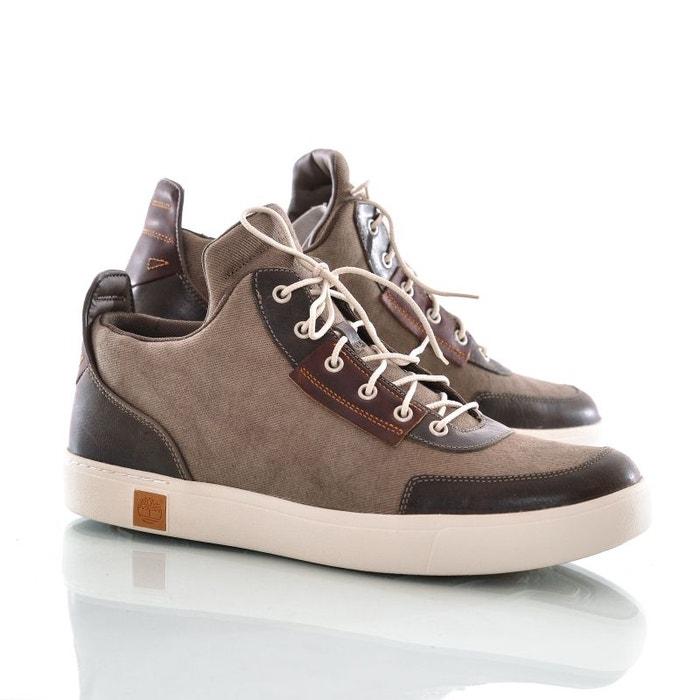 canvas marron canvas montantes amherst Chaussures amherst montantes Chaussures NnkZwPX80O