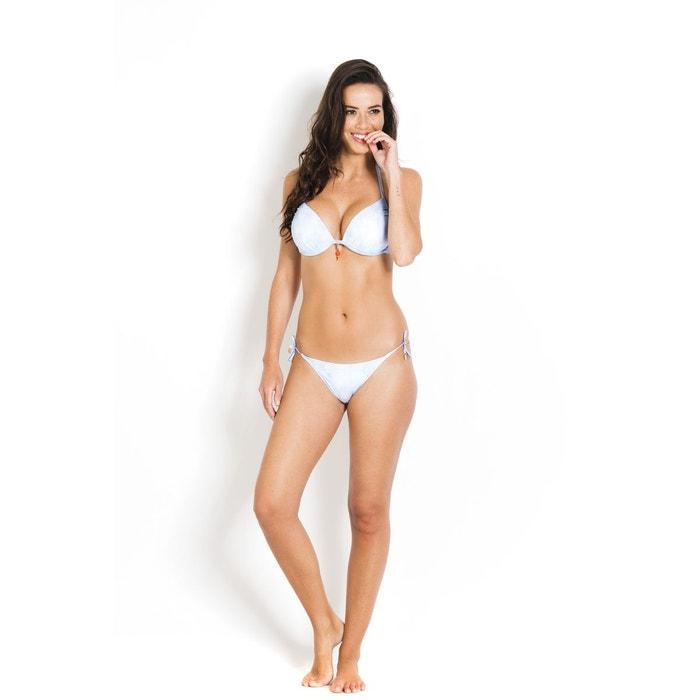 Acheter Pas Cher Faible Frais D'expédition Moins Cher WATERCULT Bas de Bikini fin noué cotés clair Uy5pw