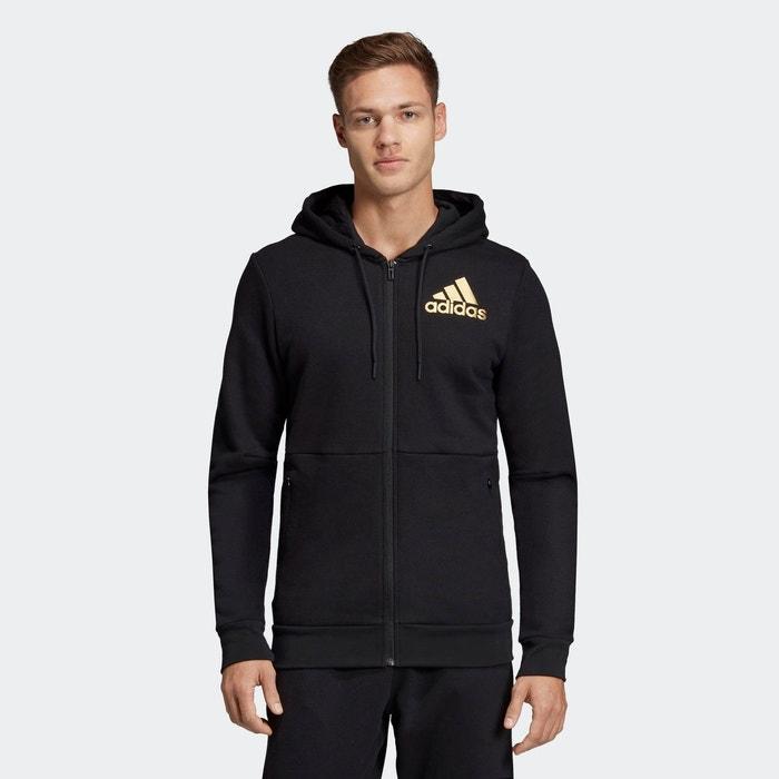 Veste à capuche Sport ID Full Zip