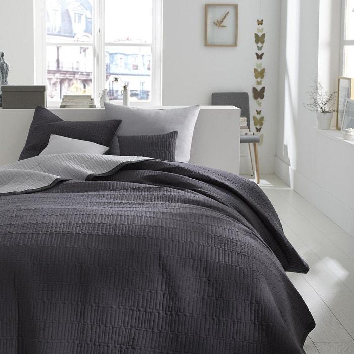 couvre lit matelass aima la redoute interieurs la redoute. Black Bedroom Furniture Sets. Home Design Ideas