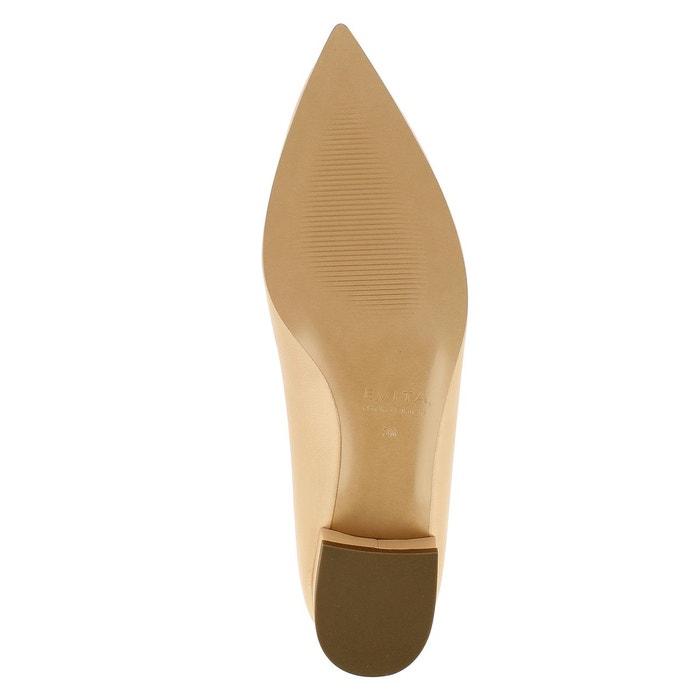 Escarpins femme champagne Evita