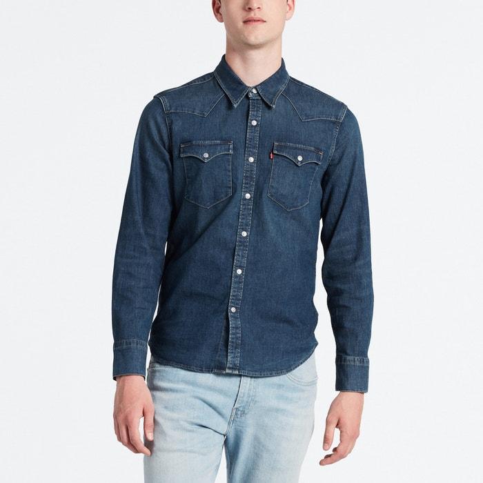 cf5d0ed520 Barstow Western Denim Shirt - LEVI S