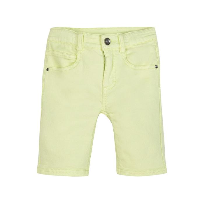 La Redoute Collections Big Boys Ny Fleece Bermuda Shorts 3-12 Years