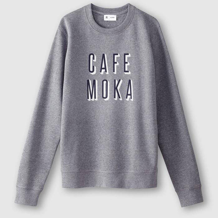 """Image Felpa """"Café Moka"""" R essentiel"""