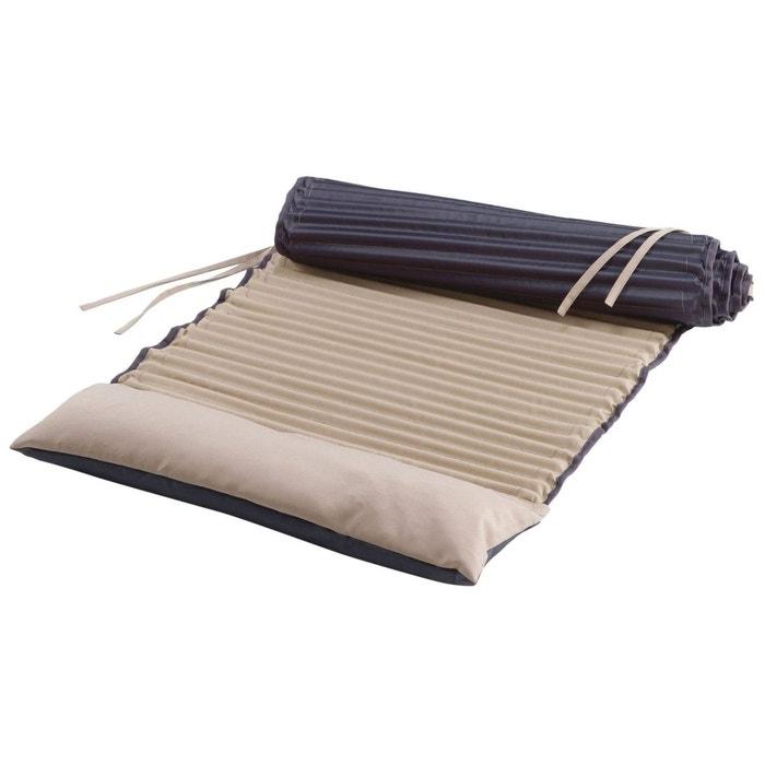 matelas de plage ou de jardin bicolore garden douceur d 39 int rieur la redoute. Black Bedroom Furniture Sets. Home Design Ideas