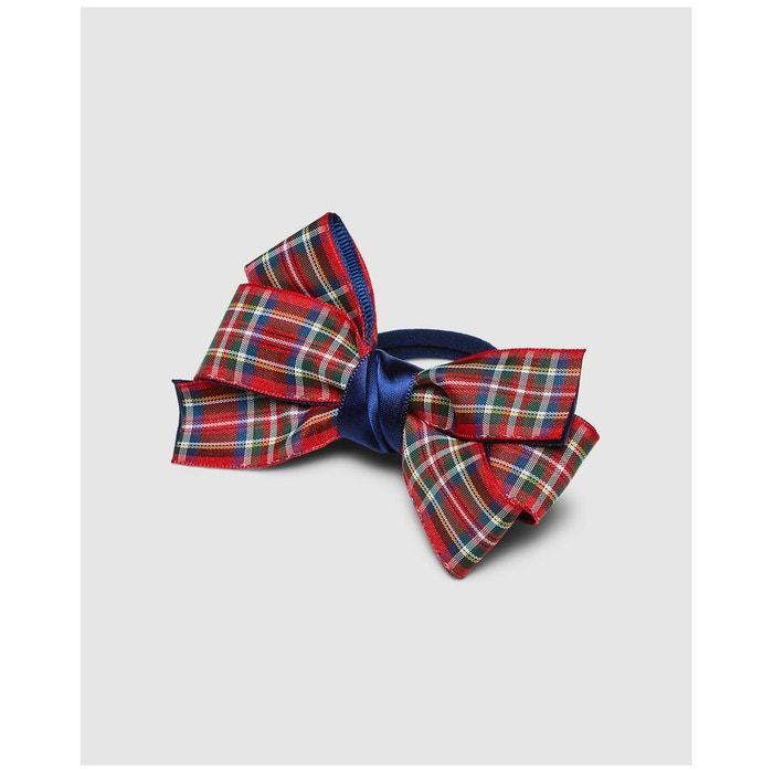 style exquis modèles à la mode avant-garde de l'époque Chouchou avec noeud écossais