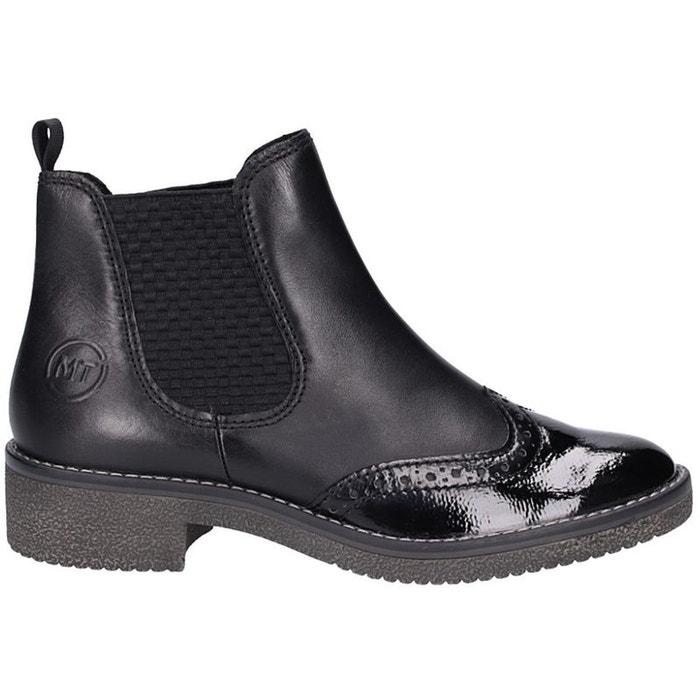 chaussures exclusives usine authentique sélectionner pour officiel Bottines Cuir/Textile
