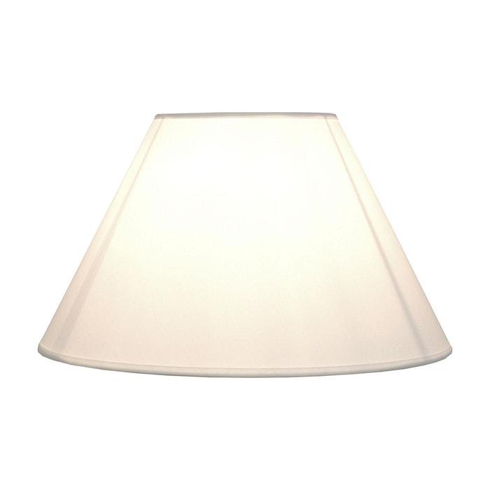 abat jour blanc 60 w a la carte kcm001286 kcm001286 blanc keria la redoute. Black Bedroom Furniture Sets. Home Design Ideas