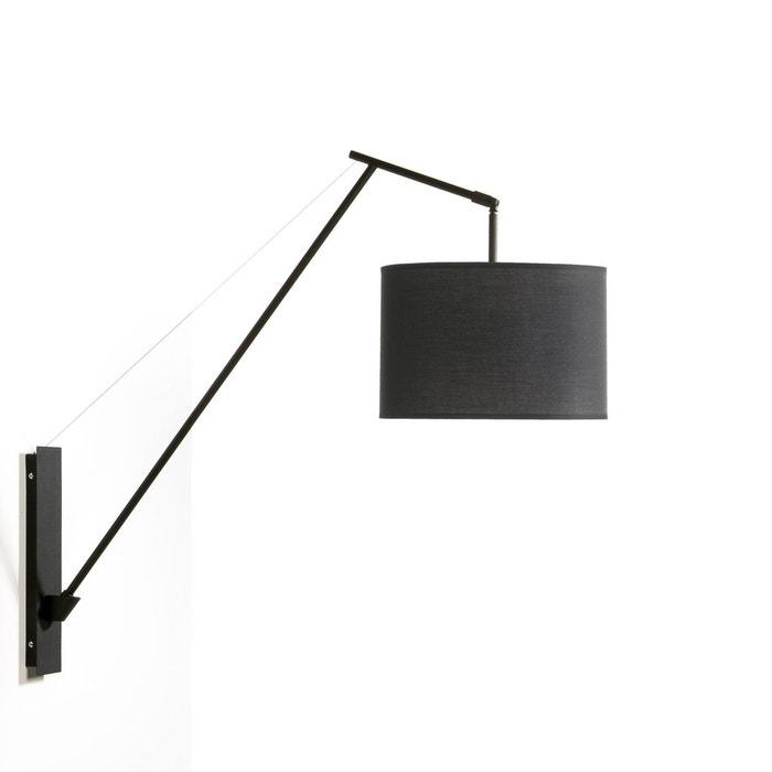 applique elior noir am pm la redoute. Black Bedroom Furniture Sets. Home Design Ideas