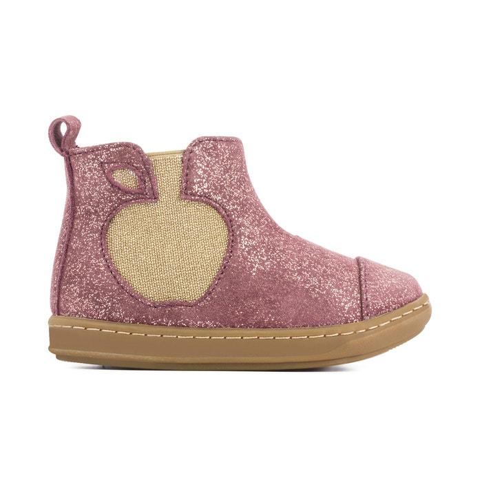Bouba Apple Leather Chelsea Boots  HAVAIANAS image 0