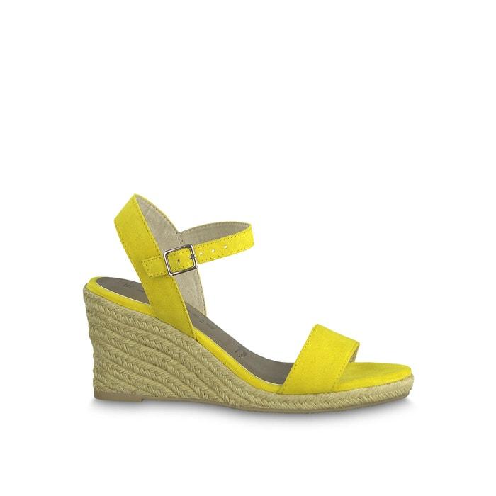Tamaris LIVIA Senf | ! Schuhe Sandalen Sandaletten